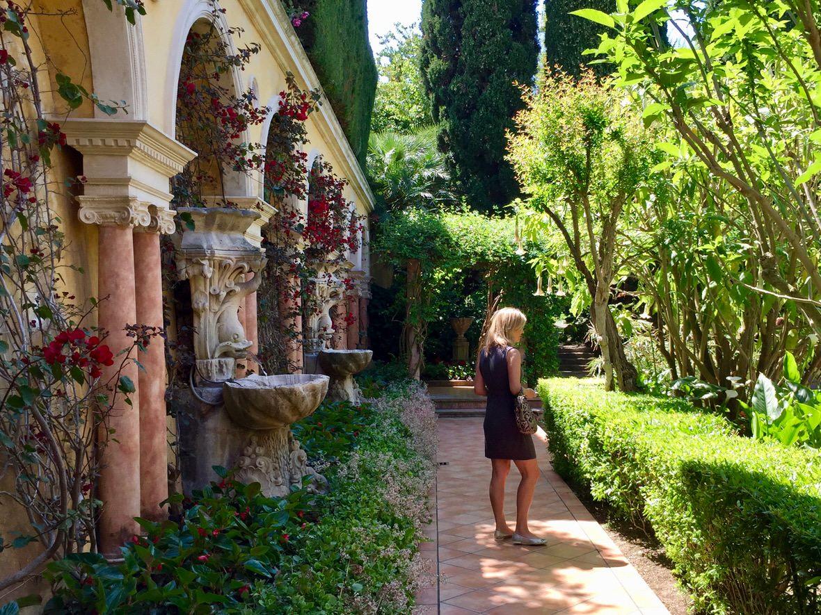 Villa Ephrussi de Rothschild, Cap-Ferrat, French Riviera