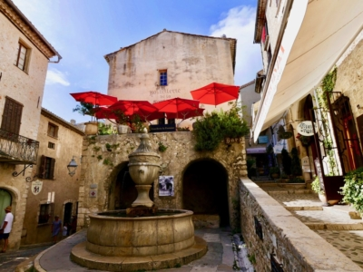 Saint-Paul de Vence, French Riviera