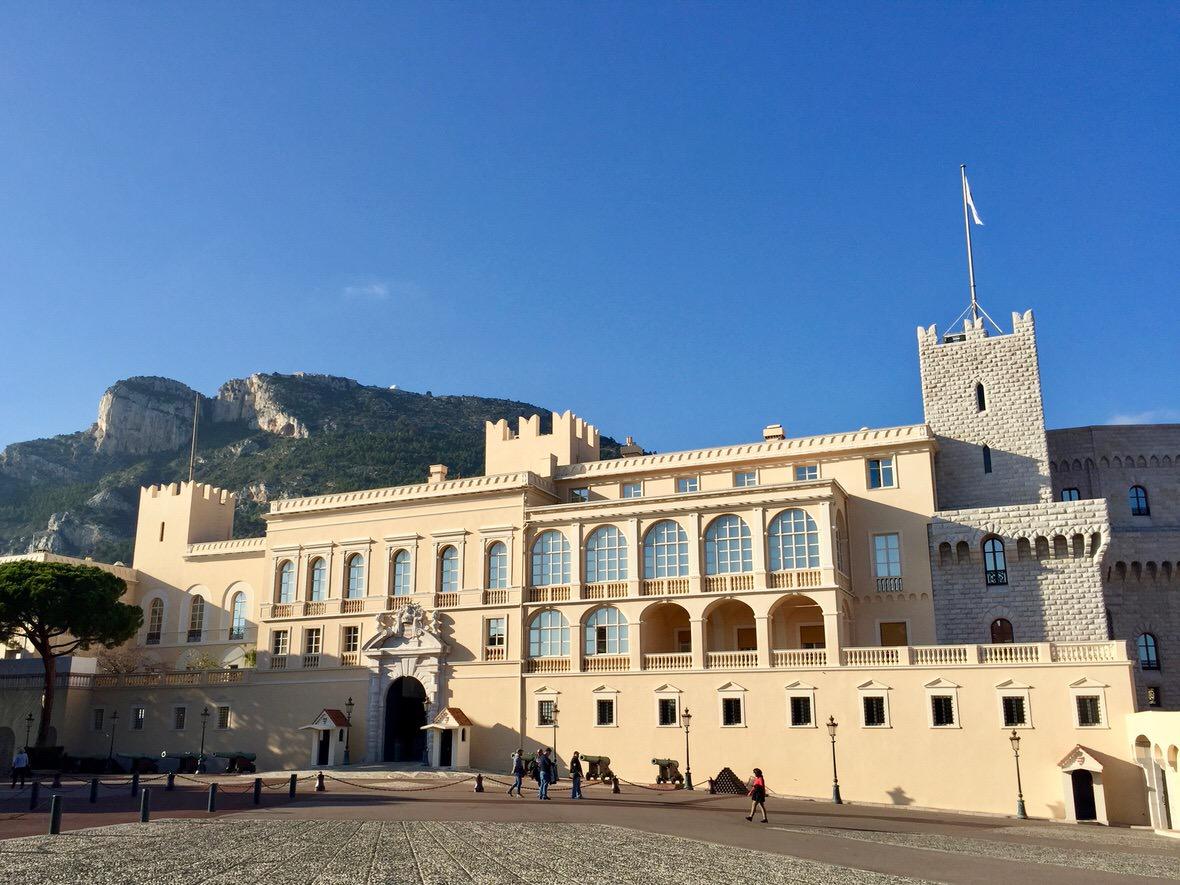 Palast Monaco