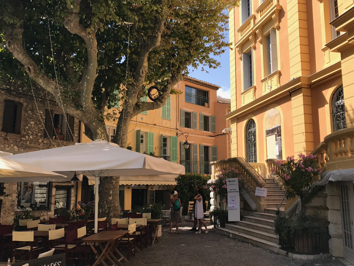 Vence, French Riviera