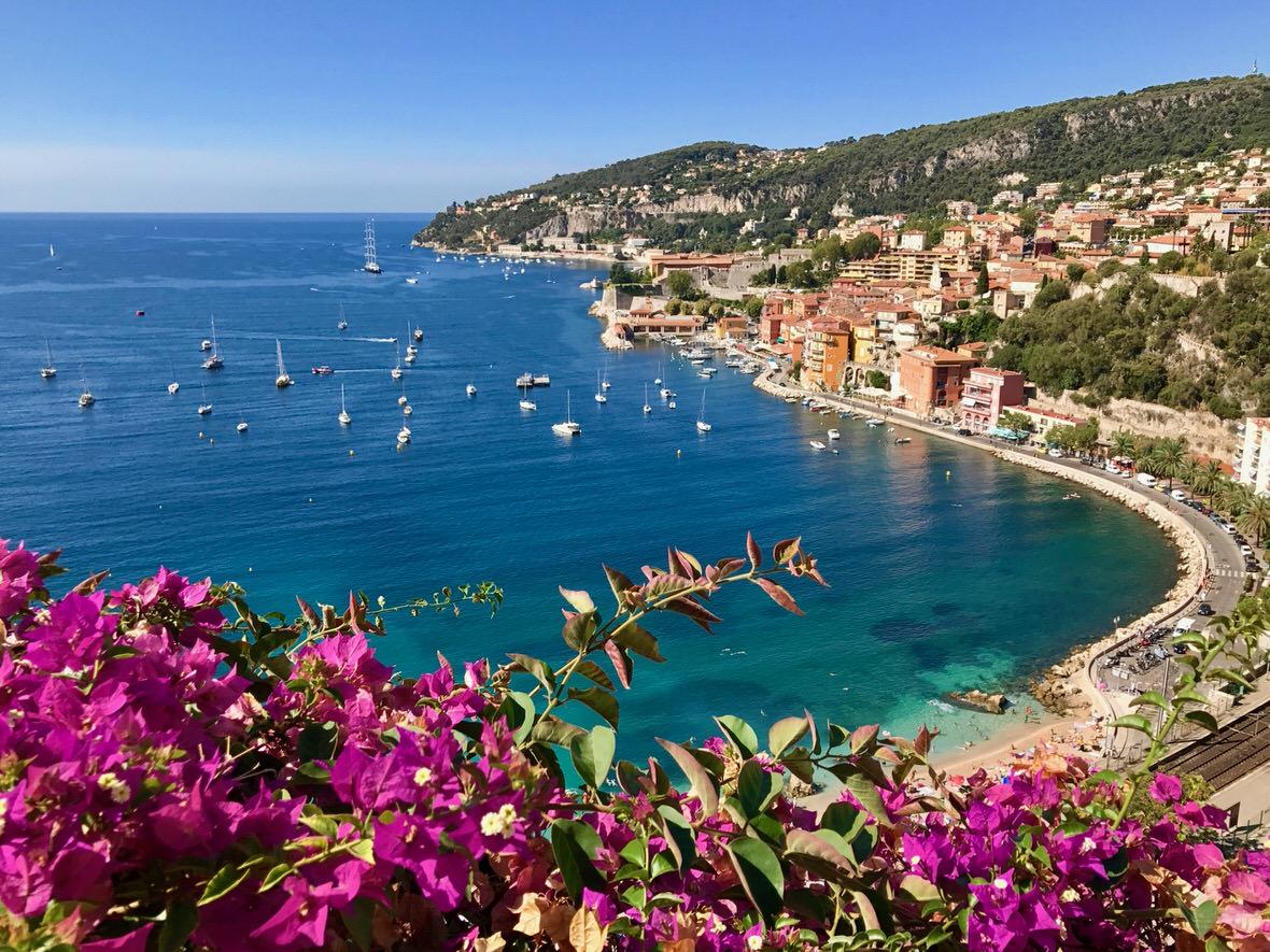 Villefranche-sur-Mer, French Riviera