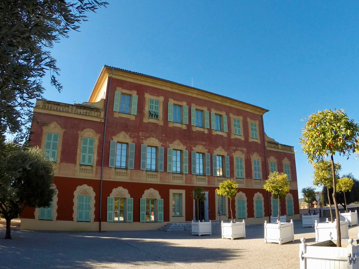 The Matisse Museum in Nice, French Riviera