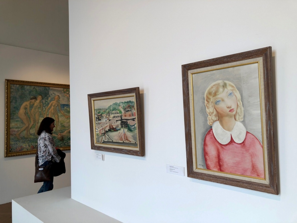 Museum of Fine Arts in Nice, French Riviera