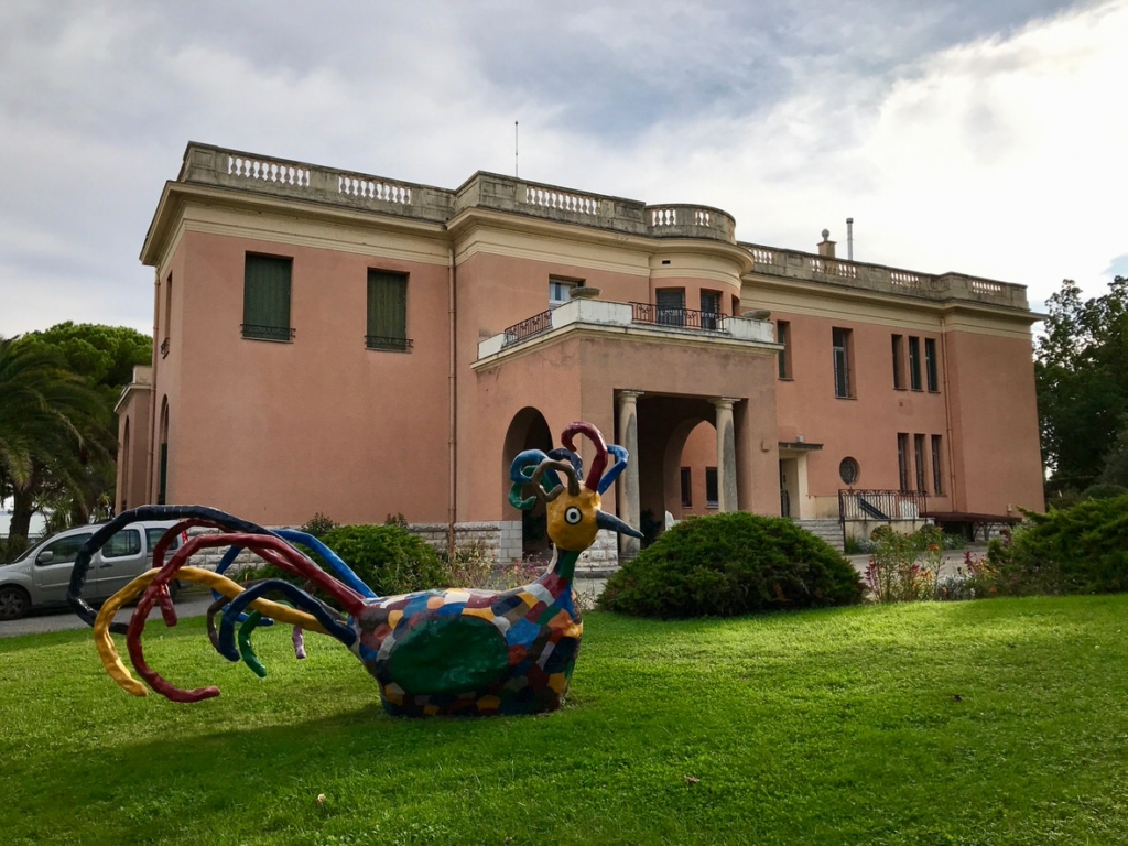 Museum of Naive Art in Nice, France