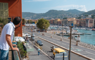 Old Port of Nice, French Riviera