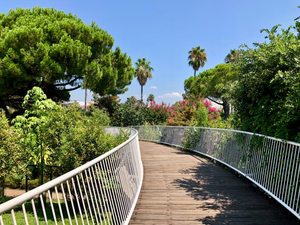 Parc Phoenix in Nice, French Riviera