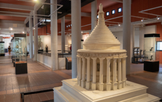 Archaeological museum of Nice, French Riviera
