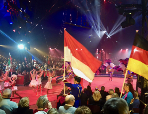The Monte-Carlo International Circus Festival