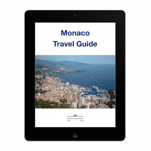 Monaco Travel Guide PDF cover