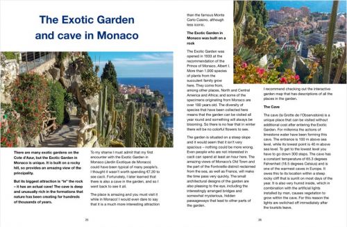 Monaco Travel Guide eBook PDF