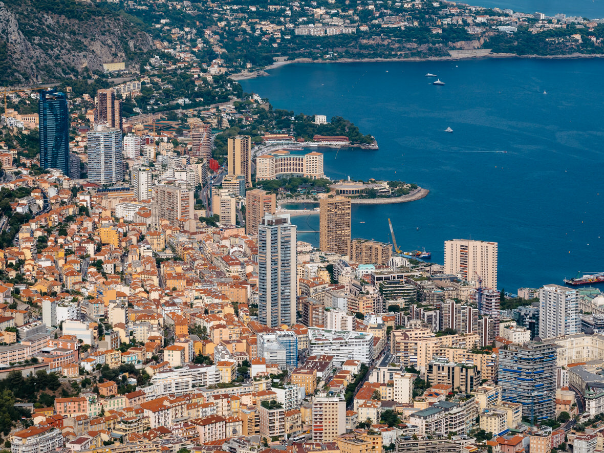 Accommodation in Monaco Monte Carlo - hotels and private apartments