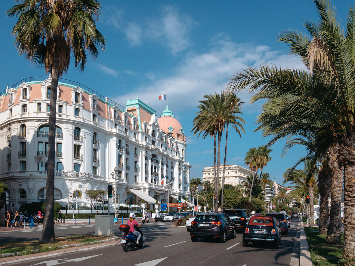Accommodation in Nice: hotels for every budget.