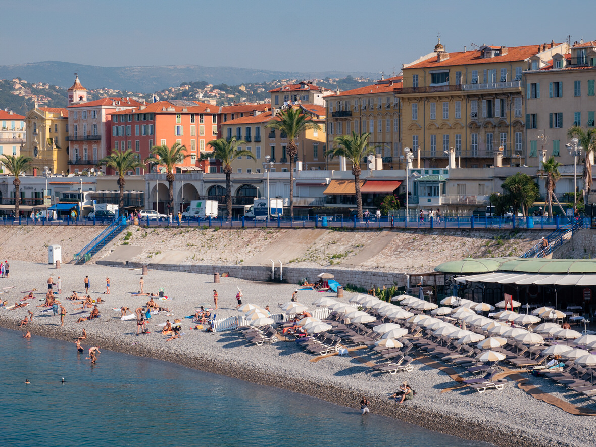 What to when do having a weekend in Nice, France?