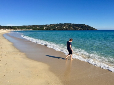Pampelonne Beach, Saint-Tropez (French Riviera)
