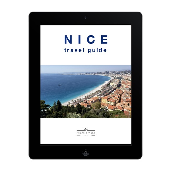Nice Travel Guide PDF cover