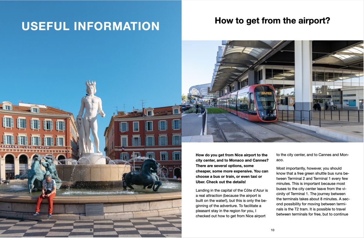 Nice Travel Guide PDF eBook
