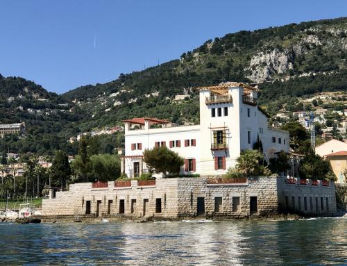 The Greek styled Villa Kerylos