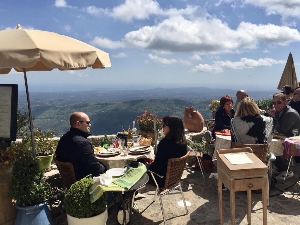 Gourdon, Côte d'Azur